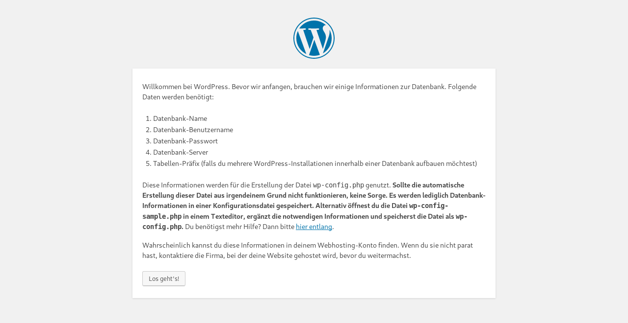 Wordpress Installer 1