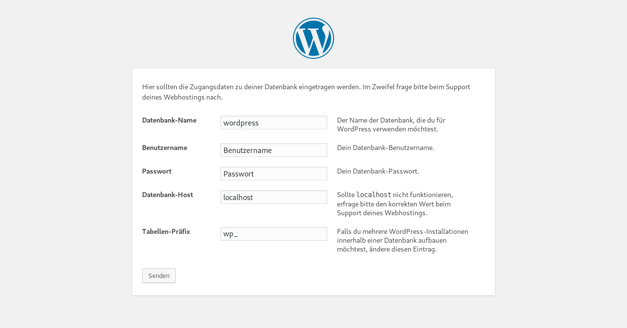 Wordpress Installer 2