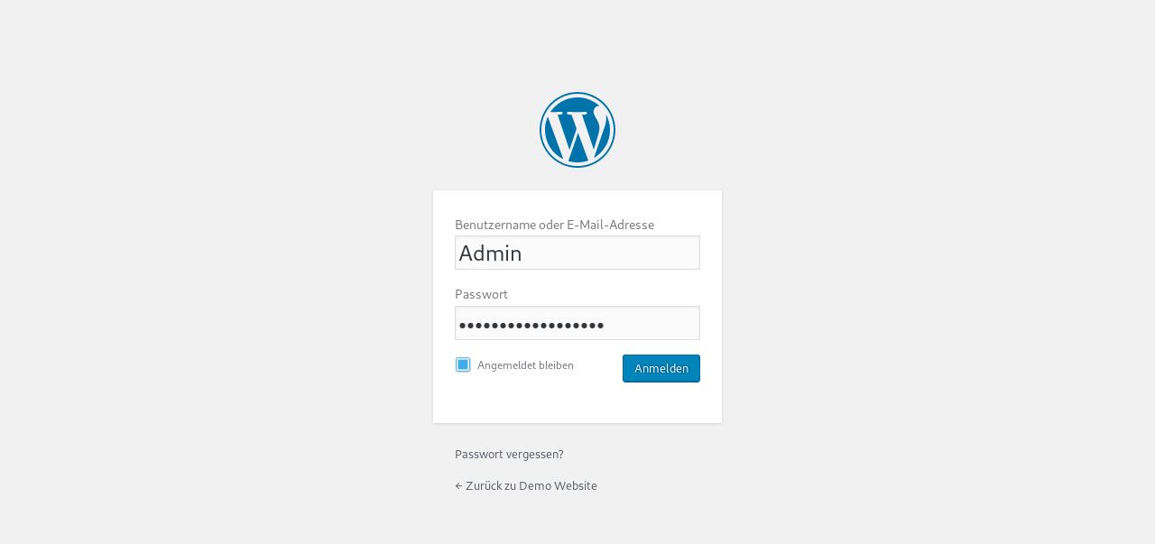 Wordpress Installer 6 - Login