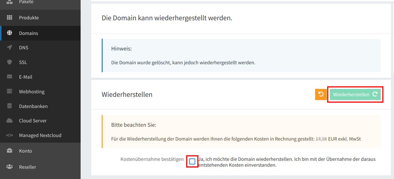 Domain wiederherstellen 03