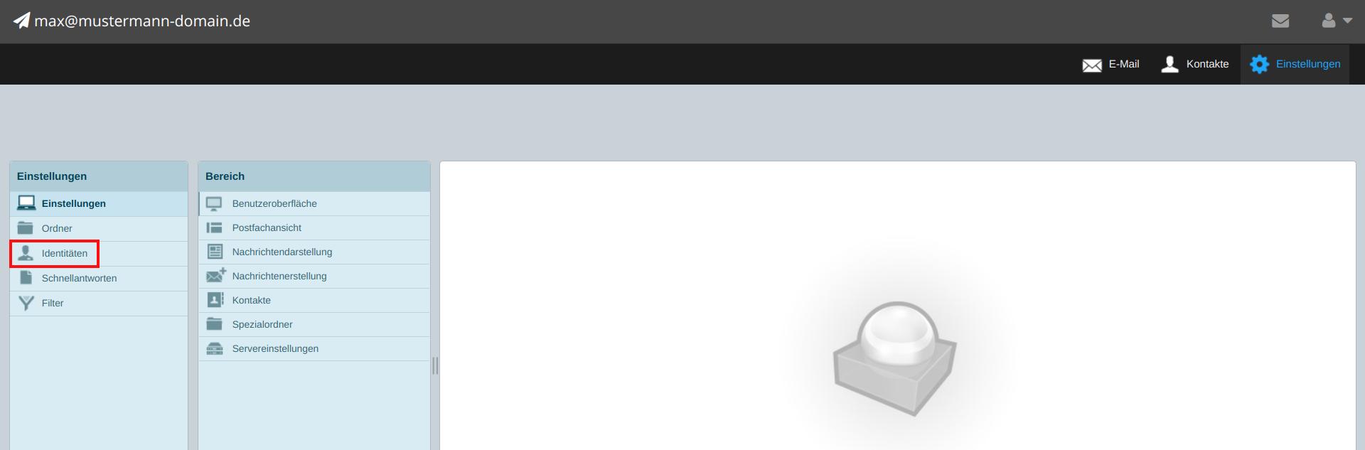 Webmailer Signatur 02
