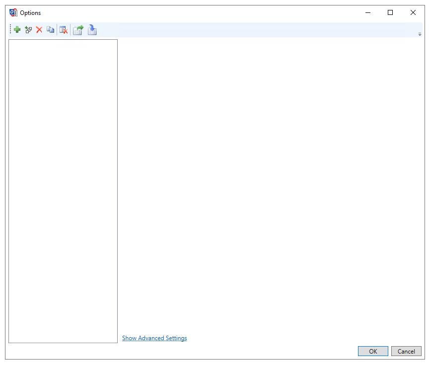 Konfiguraton des Nextcloud CalDav Synchronizer für Outlook