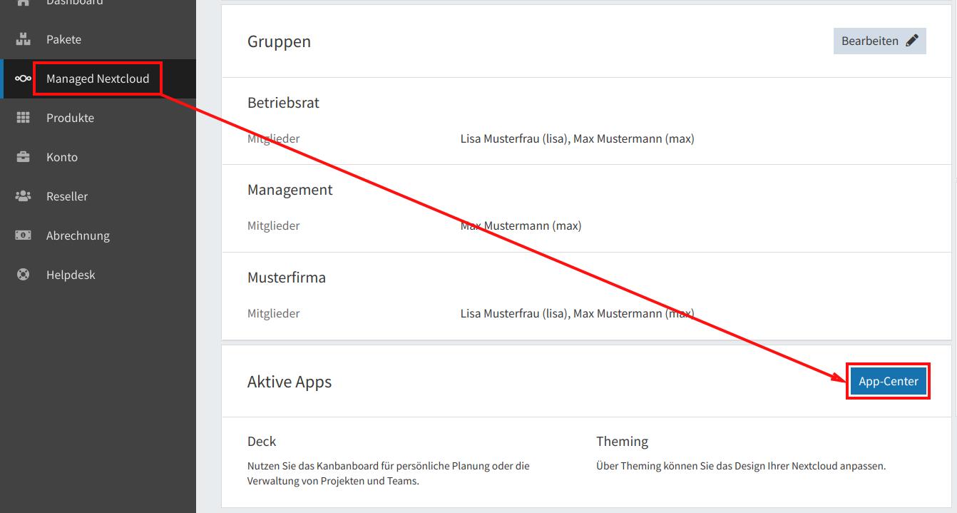 Die Theming-App konfigurieren 01